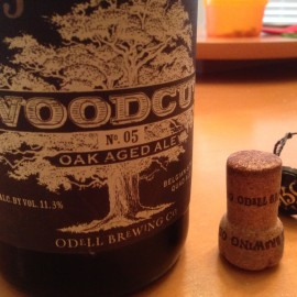 Beer Review: Odell Woodcut No. 05