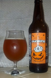Beer Review: Southern Tier Pumking