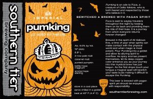 Beer Review: Southern Tier Pumking 1
