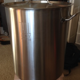 Homebrewing Equipment: Boil Kettle